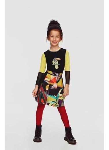 Lia Lea Kız Çocuk Siyah Bluz 20Fwll03502 Siyah